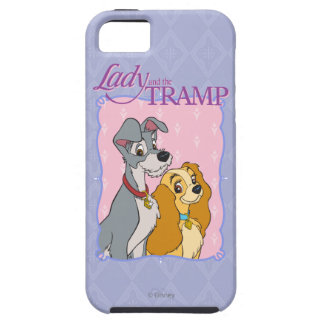 Lady and the Tramp logo iPhone 5 Cases