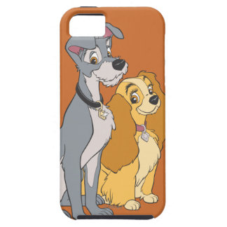 Lady and the Tramp Stand Together iPhone 5 Cover