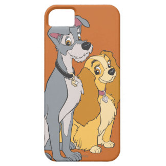 Lady and the Tramp Stand Together iPhone 5 Case