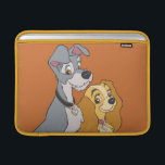"""Lady and the Tramp Stand Together Sleeve For MacBook Air<br><div class=""""desc"""">Lady and the Tramp</div>"""