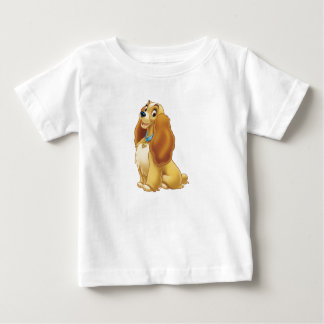 Lady and The Tramp's Lady smiling Disney Baby T-Shirt
