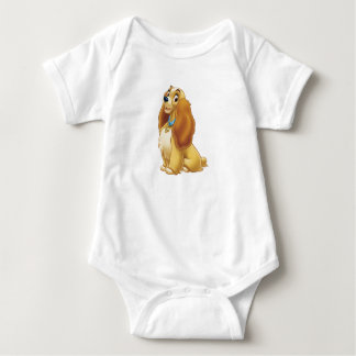 Lady and The Tramp's Lady smiling Disney Tee Shirt