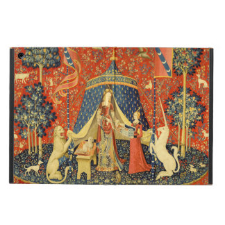 Lady and the Unicorn Medieval Tapestry Art iPad Air Case