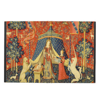 Lady and the Unicorn Medieval Tapestry Art Powis iPad Air 2 Case