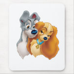 Lady and Tramp Mousepad