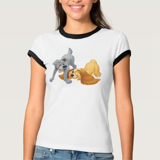 Lady and Tramp T-Shirt