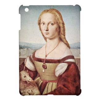 Lady and Unicorn by Raphael Case For The iPad Mini