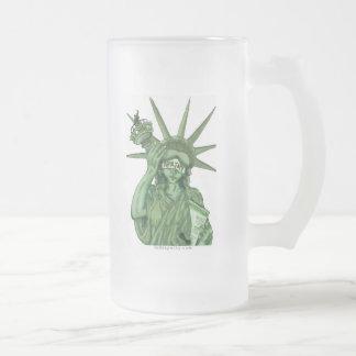 Lady Apathy - Beer Mug $23