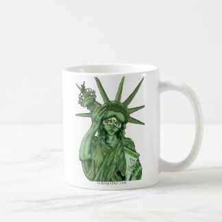 Lady Apathy Mug $14.00