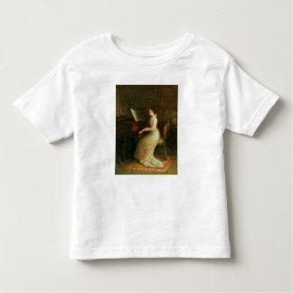 Lady at the Piano Toddler T-shirt