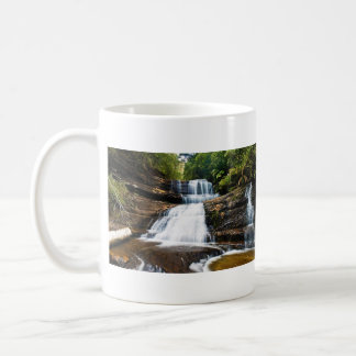 Lady Barron Falls in Mount Field National Park Coffee Mug