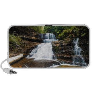 Lady Barron Falls in Mount Field National Park Travel Speakers