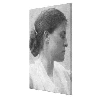 Lady Beatrice Thynne Canvas Print