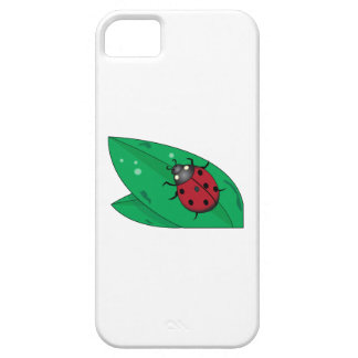 Lady Beetle iPhone 5 Cases