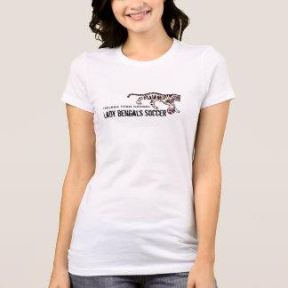 Lady Bengals Soccer t-shirt 2017-18
