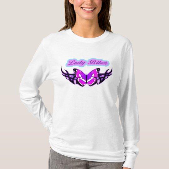 Lady Biker-3 T-Shirt