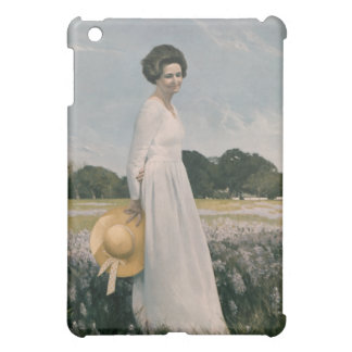 Lady Bird Johnson - Aaron Shikler (1978) Case For The iPad Mini