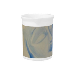 Lady Blue Drink Pitcher