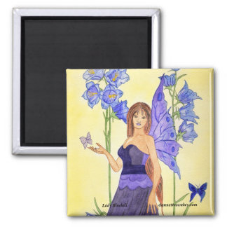 Lady Bluebell Magnet