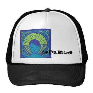 Lady Brain hat