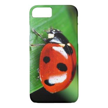 Lady bug iPhone 8/7 case