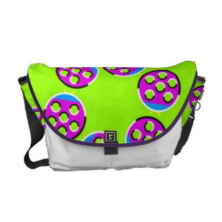 Lady Bug Dance Messenger Bag