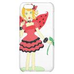 Lady Bug Fairy iPhone 5C Case