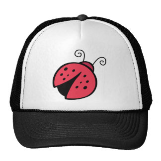 Lady Bug - Good Luck Insect Bugs Trucker Hat