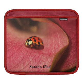 Lady Bug iPad Sleeve