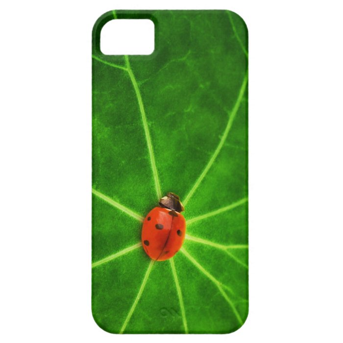 Lady Bug Iphone 5S Case