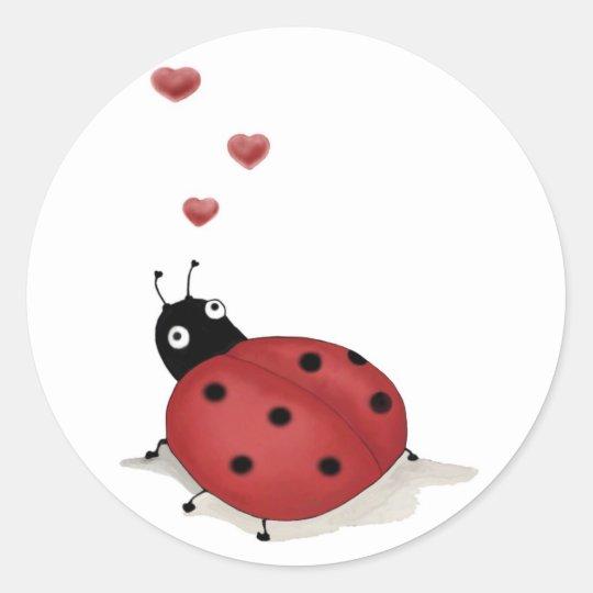 Lady Bug Lady Bug Stickers