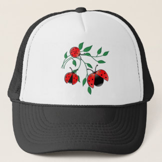 Lady Bug, Lady Bugs Fly Away Home Trucker Hat