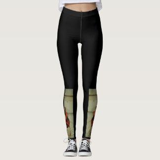 Lady Bug - leggings