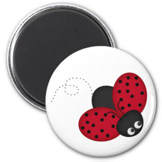 Lady Bug Luck magnet