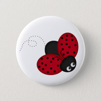 Lady Bug Luck pin
