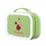 Lady Bug Lunch Box
