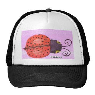 Lady Bug - Make a Wish Trucker Hat