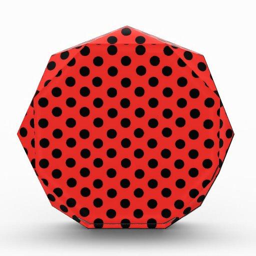 Lady Bug Polka Dots Award