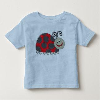 lady bug toddler shirt