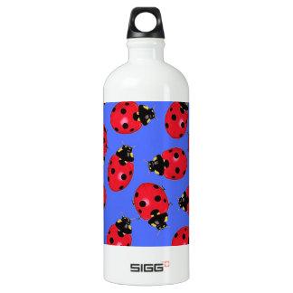 Lady Bug Water  Bottle SIGG Traveler 1.0L Water Bottle