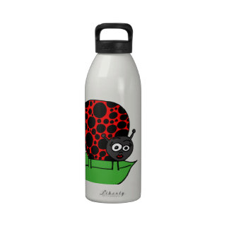 Lady BugBug Water Bottle