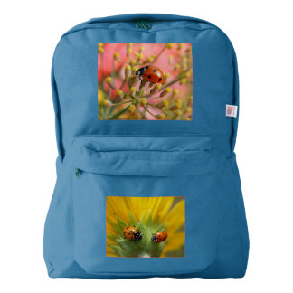 Lady Bugs American Apparel™ Backpack