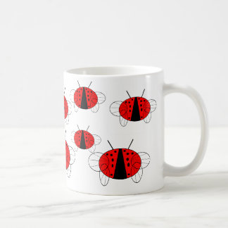 Lady Bugs Mugs