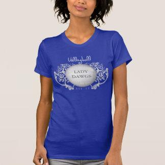 Lady Bulldogs Volleyball Shirt