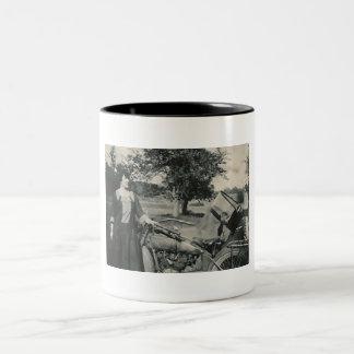lady by mortacycle mug