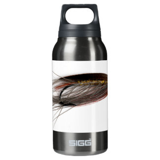 Lady Caroline Salmon Fly 10 Oz Insulated SIGG Thermos Water Bottle