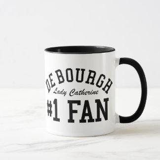 Lady Catherine De Bourgh #1 Fan Mug