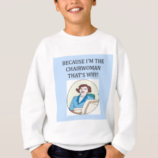 lady ceo sweatshirt