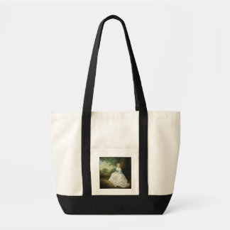 Lady Chambers, c.1789 (oil on canvas) Tote Bags