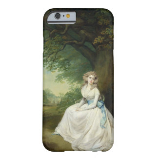 Lady Chambers, c.1789 (oil on canvas) Barely There iPhone 6 Case